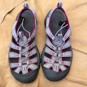 Keen Newport hiking water sandals